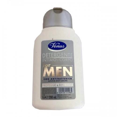 Detergent intim antibacterian Venus pentru barbati 200ml