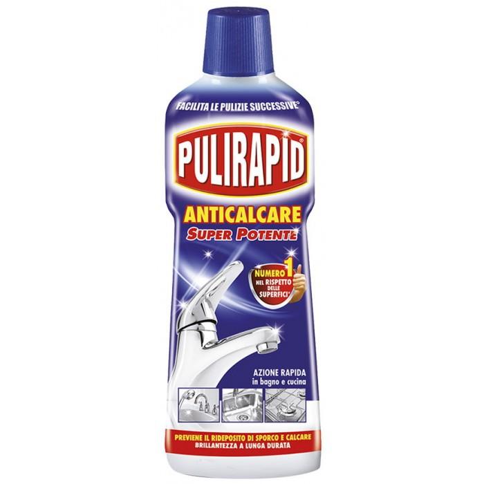Solutie eliminare calcar, murdarie si rugina Pulirapid clasic 500 ml