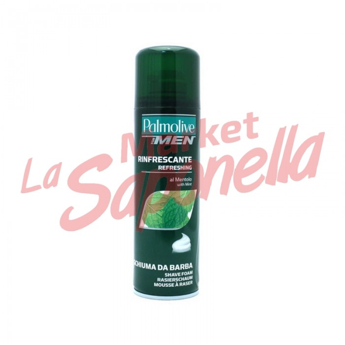 Spuma de ras Palmolive cu mentol 300 ml