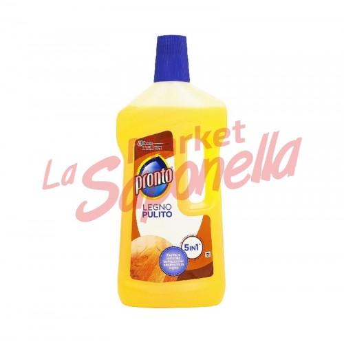 Detergent pardoseala Pronto Mobila din lemn 5 in 1-750 ml