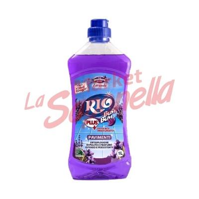 Detergent Pardoseala Rio Bum Bum Lavanda 1L