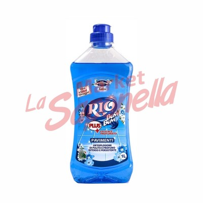 Detergent Pardoseala Rio Bum Bum cu talc 1L