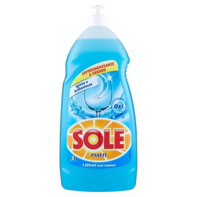 Detergent de vase Sole superdegresant 1100 ml