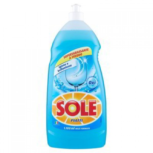Detergent de vase Sole superdegresant 1100 ml