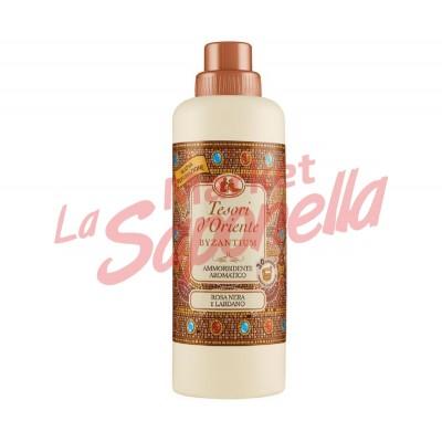 Balsam de rufe Tesori D'oriente Byzantium Rosa nera-750 ml-30 spalari