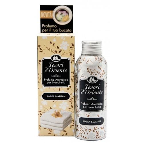 Parfum de rufe Tesori D'oriente concentrat de chihlimbar si argan 100 ml