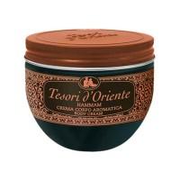 Crema de corp Tesori D'Oriente cu ulei de argan si flori de portocala 300 ml
