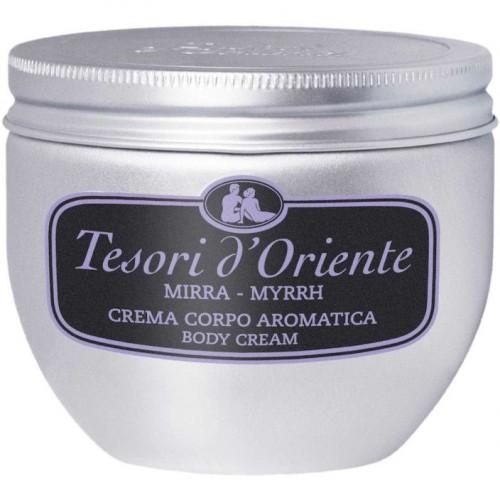 Crema de corp Tesori D'Oriente cu Mirra 300 ml