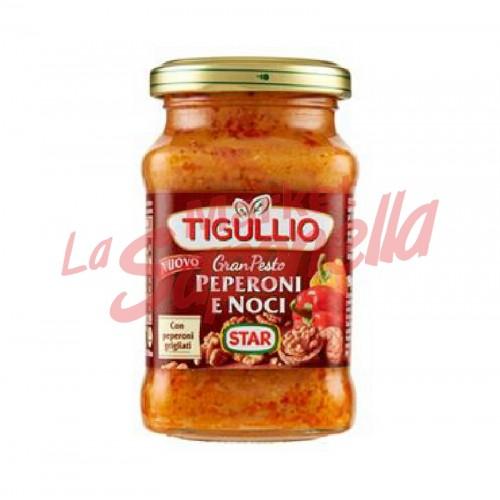 Tigullio Star Pesto Peperoni e noci 190g
