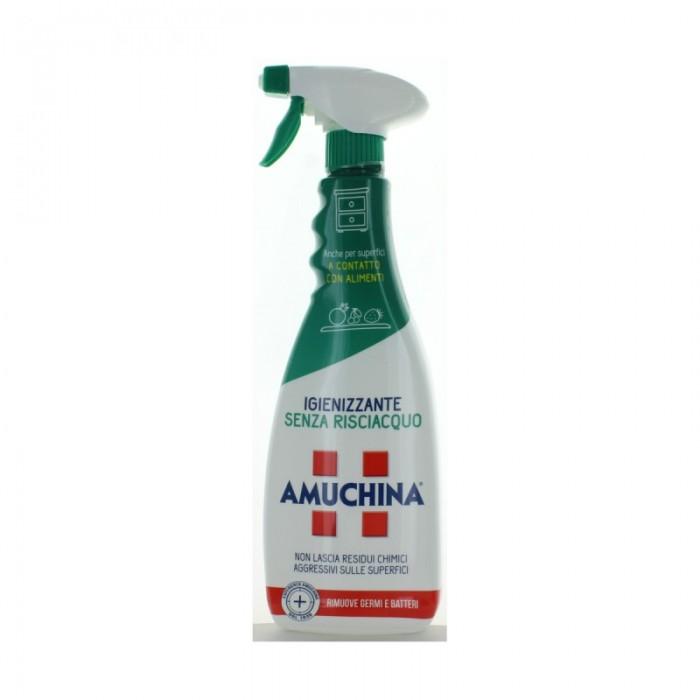 Spray Amuchina  igienizant  fără clătire 750 ml