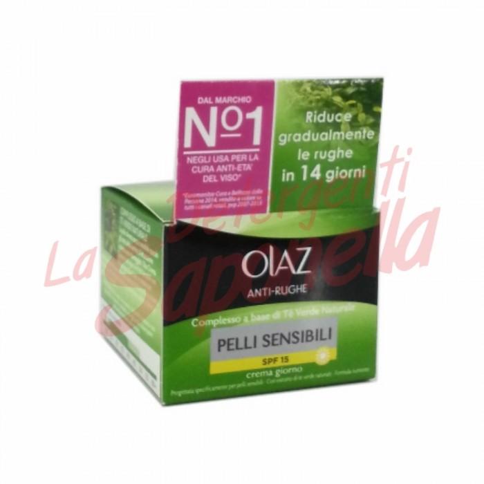 Crema de fata Olaz anti-imbatranire piele sensibila SPF 15-50 ml