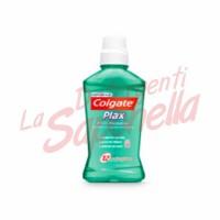 Apa de gura Colgate Plax cu agent antibacterian fara alcool 500 ml