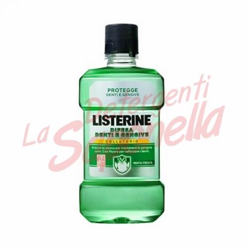 Apa de gura Listerine aparare pentru dinti si gingii 500 ml