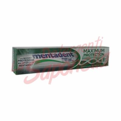 Pasta de dinti Mentadent Maximum Protection 75 ml