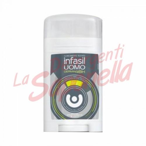 Antiperspirant Infasil stick dry pentru barbati 40 ml