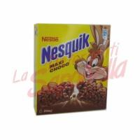 """Batoane de cereale  Nestle """"Nesquik"""" ciocolata cu lapte  6 x 25 gr"""