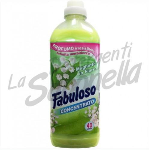 Balsam de rufe Fabuloso cu lacramioare 1000 ml- 40 spalari