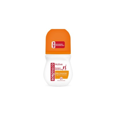 Antiperspirant roll on Borotalco active cu mandarin si neroli 50ml