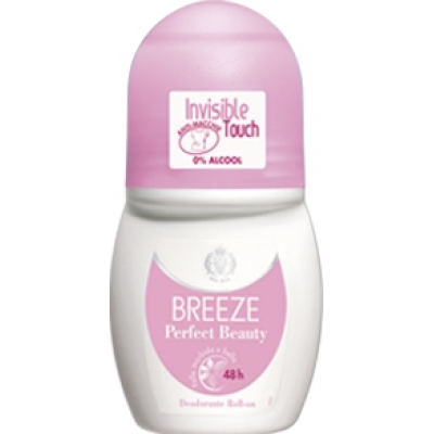 Antiperspirant roll-on Breeze Perfect Beauty 50ml