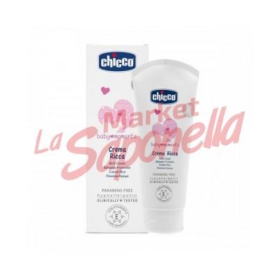 Chicco Crema pentru copii cu vitamina E-100ml