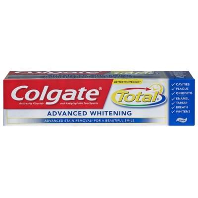 Pasta de dinti Colgate Total Advanced Whitening 75 ml