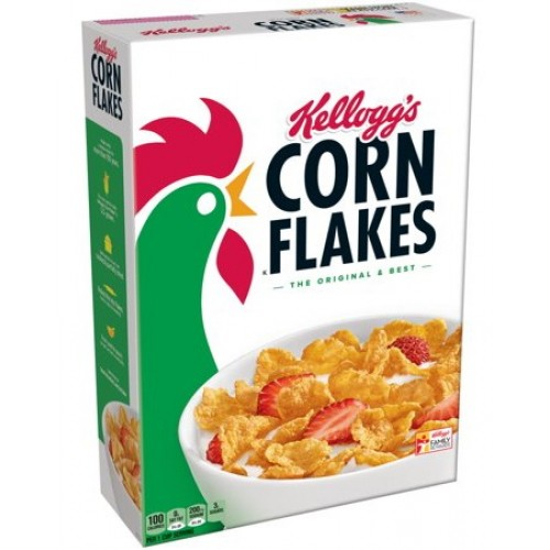 Cereale Kellogg's Corn Flakes 375gr