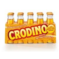 Aperitiv non-alcoolic Crodino Biondo 10*100ml