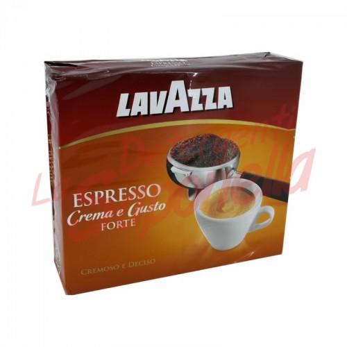 Cafea macinata Lavazza Crema E Gusto Espresso-gust puternic 2X250 gr