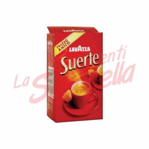 Cafea macinata Lavazza Suerte 250 gr