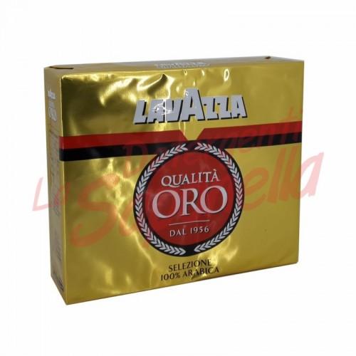 Cafea macinata Lavazza Qualita Oro 2X250 gr