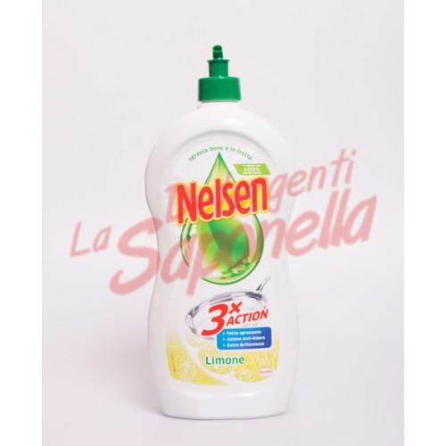 Detergent de vase Nelsen cu lamaie 900 ml