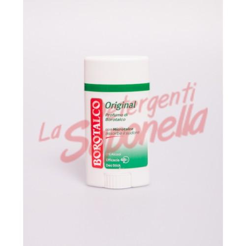 Antiperspirant Borotalco stick Original 40 ml