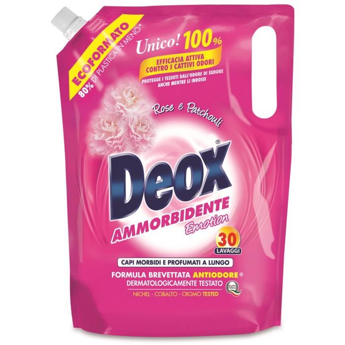 Balsam de rufe Deox cu trandafir si patchouli 1 5L-30 spalari