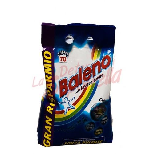 Detergent Baleno pulbere clasic 5,000 kg -70 spalari