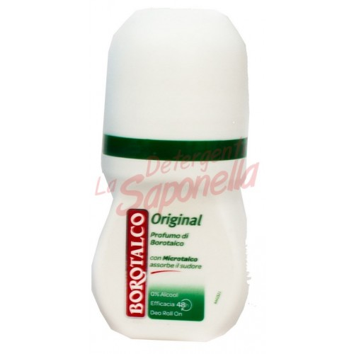 Antiperspirant Borotalco roll-on original 50 ml