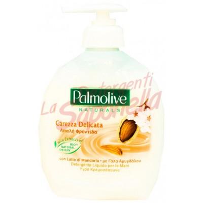 Sapun lichid Palmolive cu lapte de migdale 300 ml