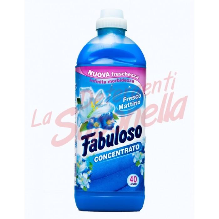 "Balsam de rufe Fabuloso ""Fresco Mattino"" 1000 ml- 40 spalari"