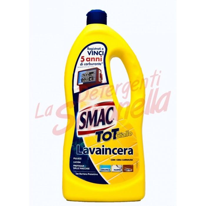 Detergent pardoseala Smac bariera protectiva cu ceara carnauba 1000 ml