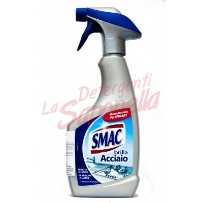 Spray inox Smac degresare si stralucire 500 ml