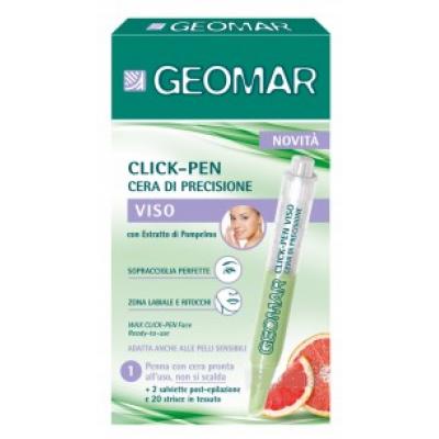 Epilator facial Geomar cu extract de grapefruit 3.6ml