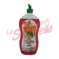 Detergent de vase Nelsen cu argila si rodie 900 ml