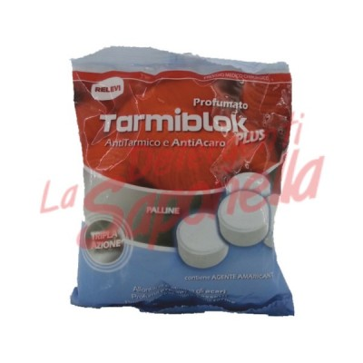 Pastile anti-molii si anti-acarieni Tarmiblok tripla actiune-150 gr