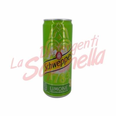 Suc Schweppes cu lamaie 0,33 L