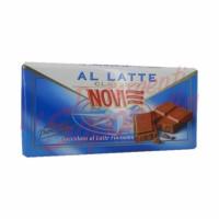 Tableta de ciocolata Novi cu lapte 100 gr