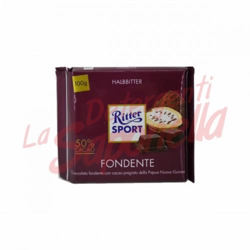 Ciocolata Ritter Sport fondanta 100 g