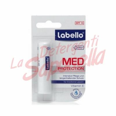 Balsam de buze Labello Med buze uscate si sensibile 4,8 gr