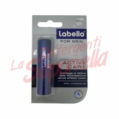 Balsam de buze Labello pentru barbati 4,8 gr