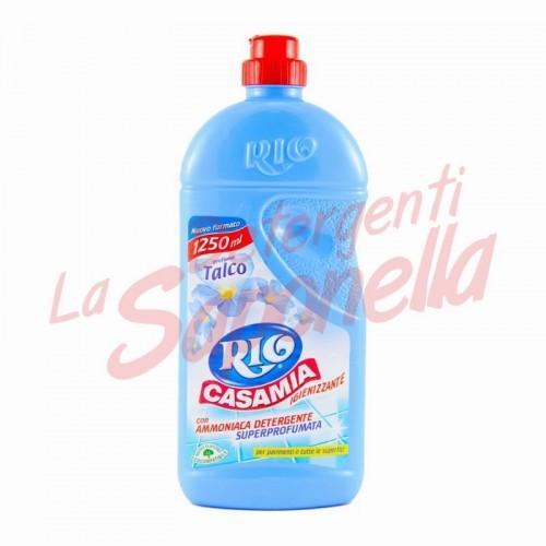 Detergent pardoseala Rio Casamia cu parfum de talc 1250 ml