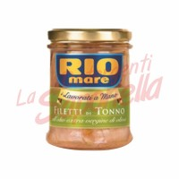 Fileuri ton Rio Mare in ulei de masline extra virgin 180 gr