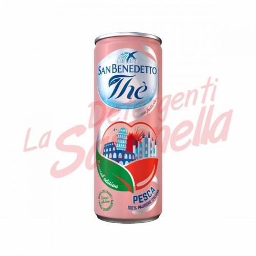 Ceai San Benedetto de piersica 0,33 L